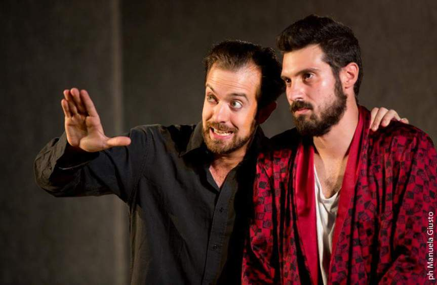"""All-in"" di Nugnes al Roma Fringe Festival"