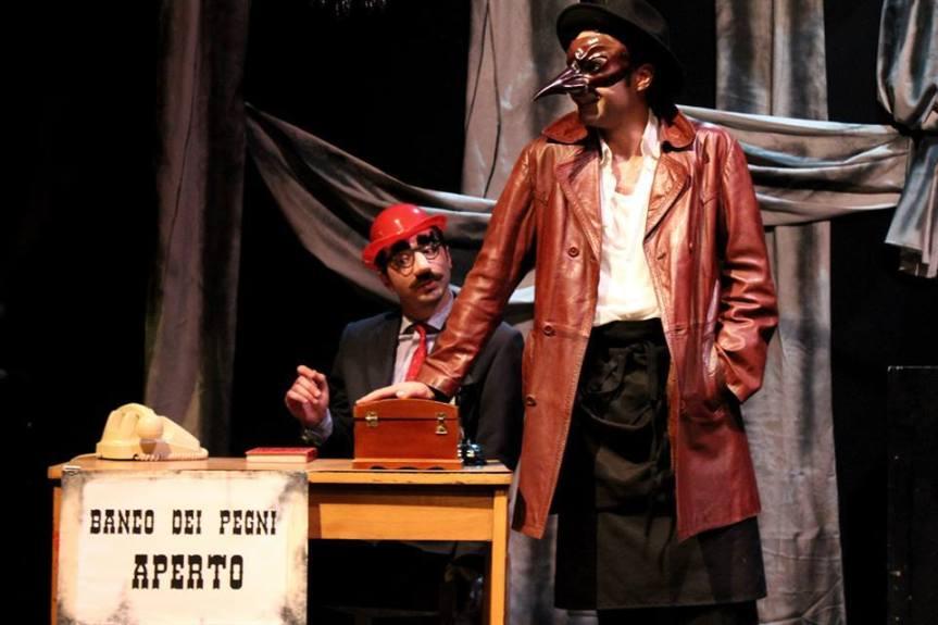 """""""La vera vita del cavaliere mascherato"""": Brecht arriva al Roma FringeFestival"""