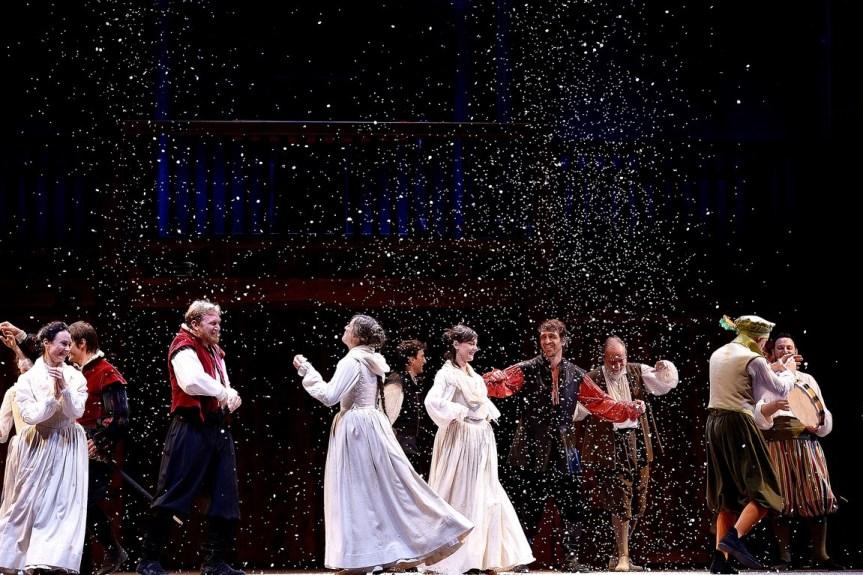 """""""Molto rumore per nulla"""" al Globe Theatre: la coinvolgente visione di LoredanaScaramella"""