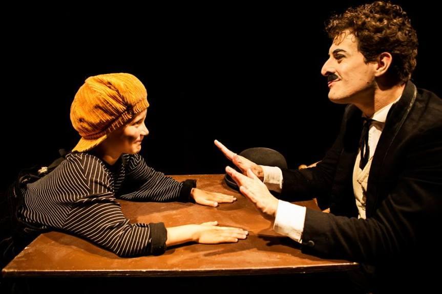"""""""Il monello"""" di Lorenzo Cognatti porta sul palco il cinema muto: al teatro dell'Angelo il capolavoro diChaplin"""