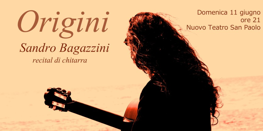 Origini – Recital dichitarra