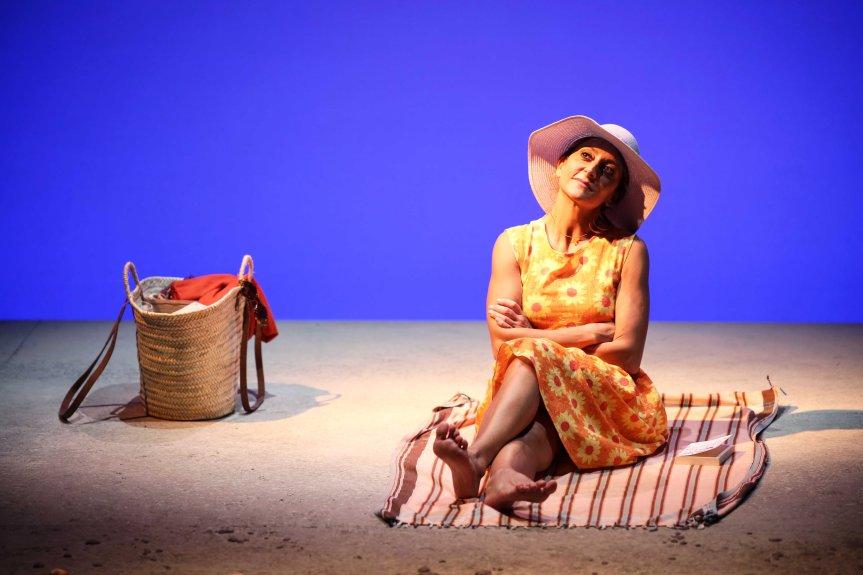 """""""La spiaggia"""" al teatro dellaCometa"""