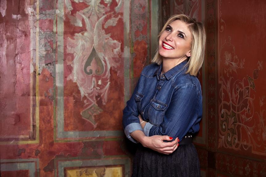 Barbara Foria al teatro Sala Umberto: Il piacere è tuttomio!