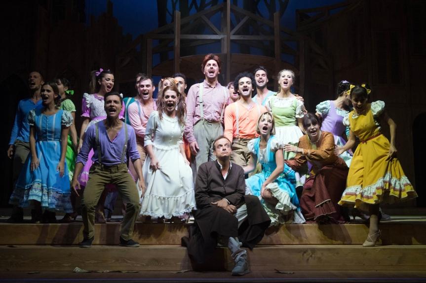 Teatro Brancaccio: la stagione2018/2019