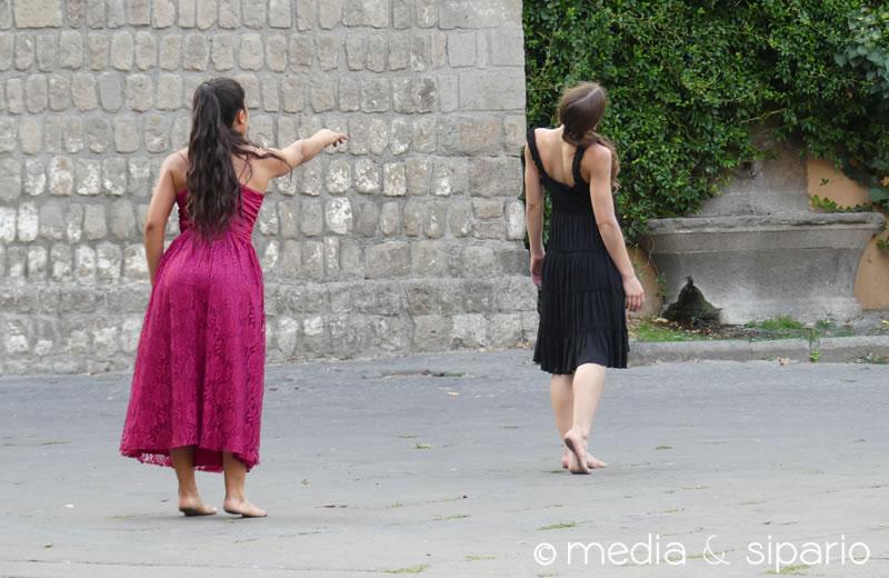 Teatri di Pietra | ALLE ACQUE, regia e coreografia di LoredanaParrella