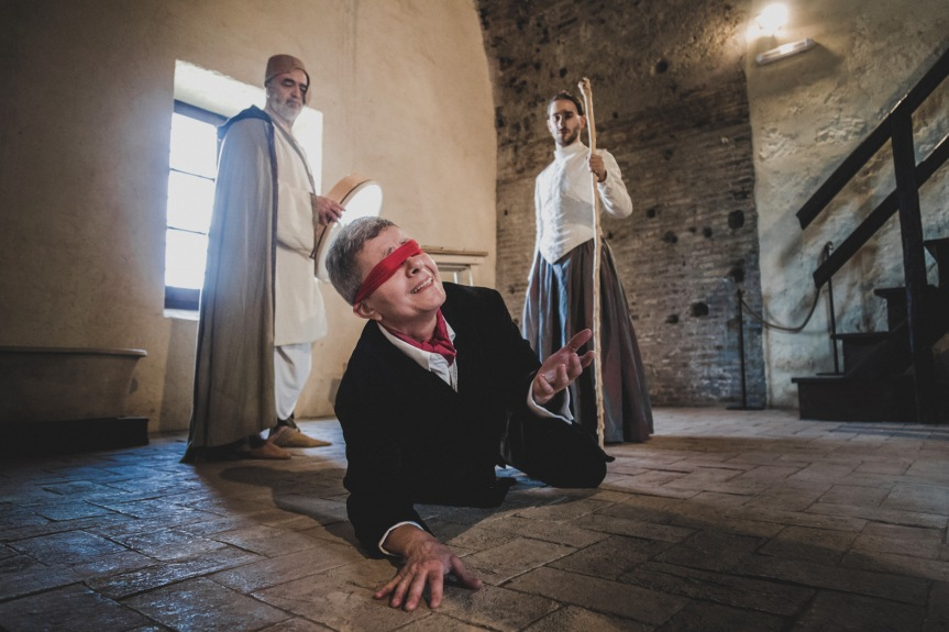Teatri di Pietra: Dimmi, Tiresia di LuisaStagni