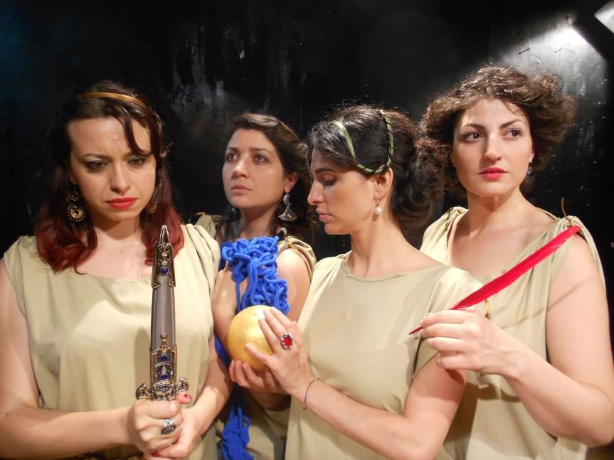 Teatri di Pietra – Opra Prima| EIKONES di Cecilia Bernabei a Villa diLivia