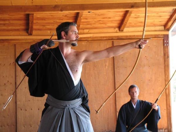 Kyudo: la Via Tradizionale dell'Arco nella suggestiva cornice diMerigar