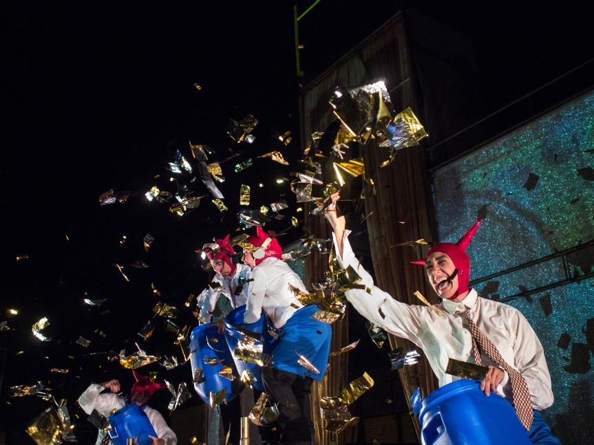 Festival Concentrico | La serata finale con sette spettacoli e una prima nazionale: I novecomandamenti