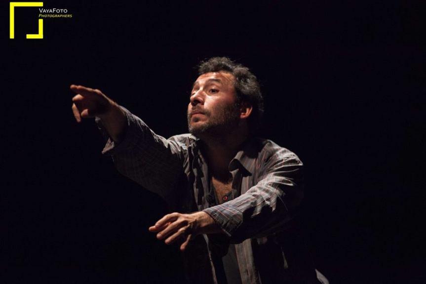 Teatri di Pietra| 'U CICLOPU, GIUFA' E FIRRANZANU di e con GaspareBalsamo