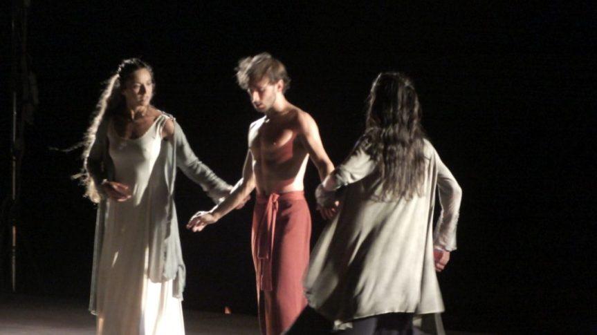 Teatri di Pietra | DAPHNE da Ovidio, regia e coreografia di AurelioGatti