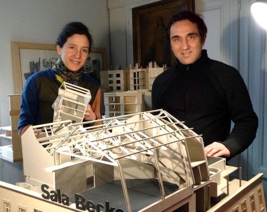 L'ARCHITETTURA RACCONTA |Ricardo Flores ed Eva Prats il 12 luglio a PalazzoVenezia