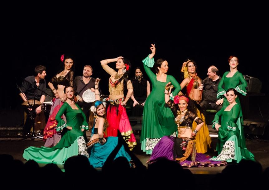Algeciras, Tra Flamenco e Medioriente – il 12 agosto al Castello di SantaSevera