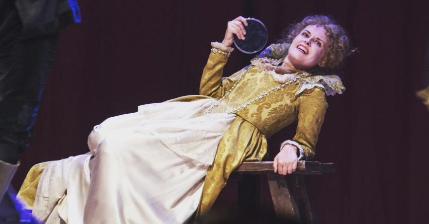 Globe Theatre | WILLIAM AND ELIZABETH con MelaniaGiglio