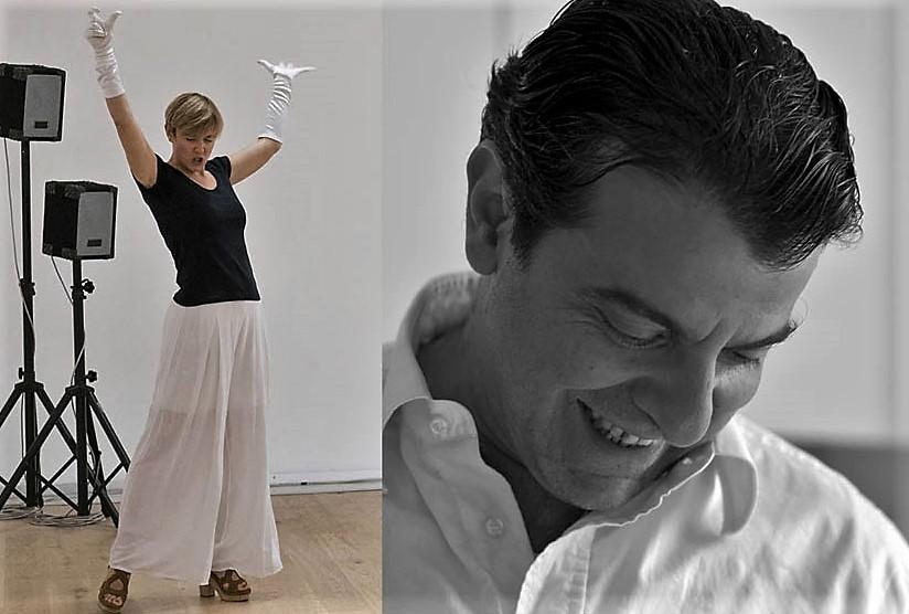 Segreti d'autore| Il 7 agosto ELLEPI (such a perfect day) di e con Fulvio Cauteruccio e FlaviaPezzo