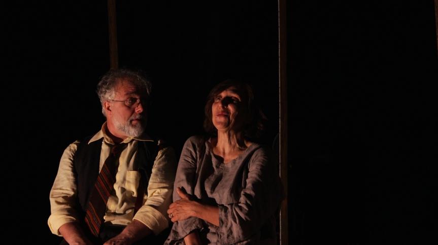 I Solisti del Teatro | LE SEDIE  di Ionesco con la regia di GilesSmith