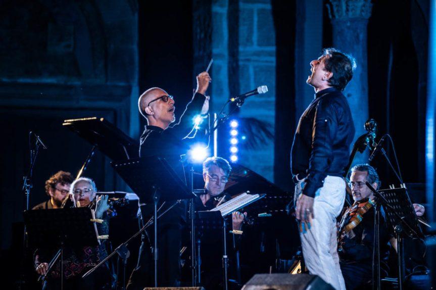 Segreti D'Autore: 14 agosto, Raffaello Converso in concerto con L' ARMONIASPERDUTA