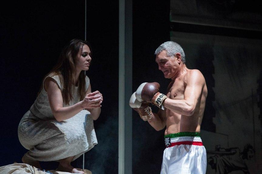 Segreti D'Autore | Il 13 agosto PATRIZIO VS OLIVA, regia AlfonsoPostiglione