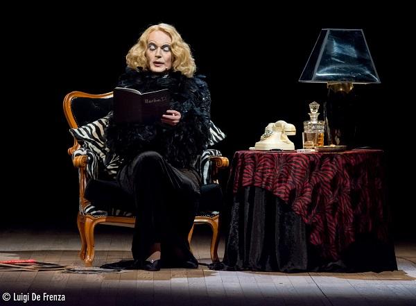 I Solisti del Teatro | MARLENE D. The Legend di e con RiccardoCastagnari
