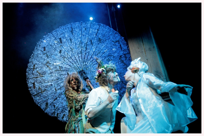 Globe Theatre |SOGNO DI UNA NOTTE DI MEZZA ESTATE dall'8 al 26agosto