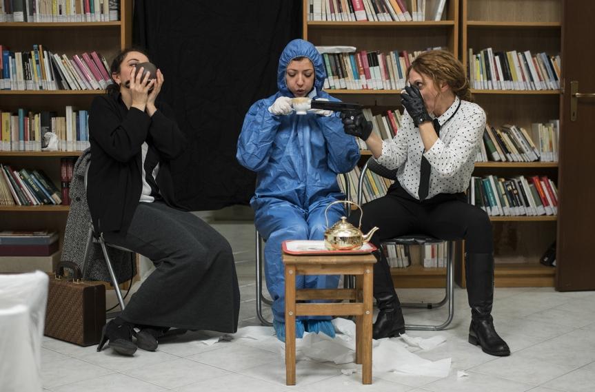 Teatro Hamlet | HA DETTO MAMMA,  27 e 28Settembre