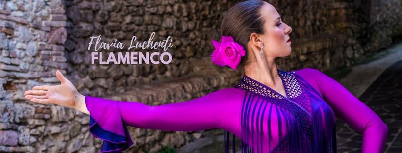 La bailaoraFlavia Luchenti omaggia la Biennale del Flamenco conSEGUIRIYA
