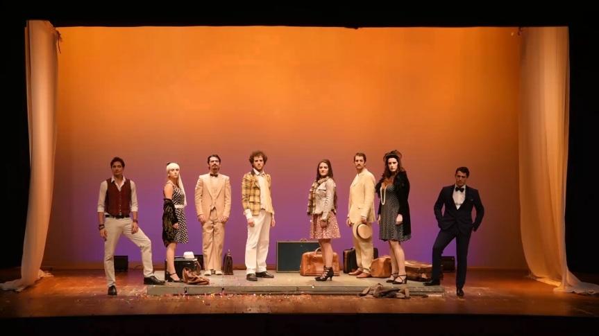 Teatro Vittoria| Il 27 settembre debutto nazionale de L'IMPRESARIO DELLESMIRNE