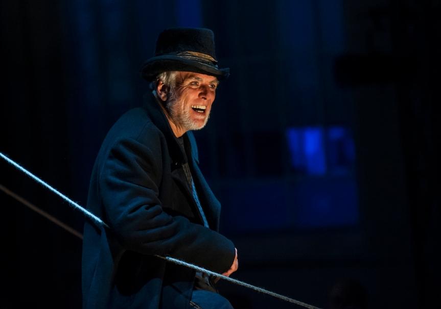 Recensione | MOBY DICK al TeatroVascello