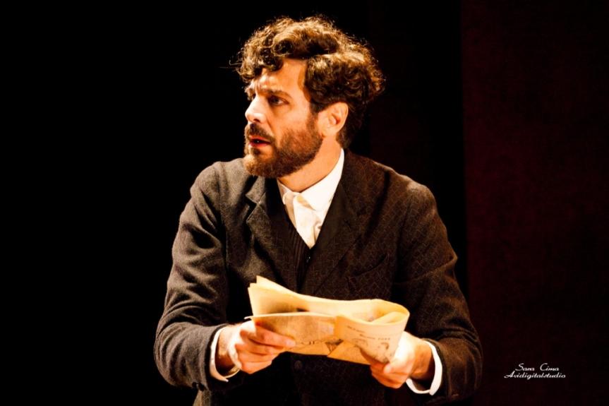 Teatro Quirino | Daniele Pecci è IL FU MATTIA PASCAL dal 6novembre