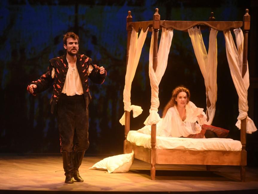 Recensione | SHAKESPEARE IN LOVE al teatroBrancaccio