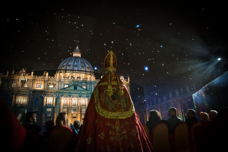 GIUDIZIO UNIVERSALE negli eventi religiosi del 14 ottobre, in occasione del Sinodo dei Vescovi dedicato aigiovani