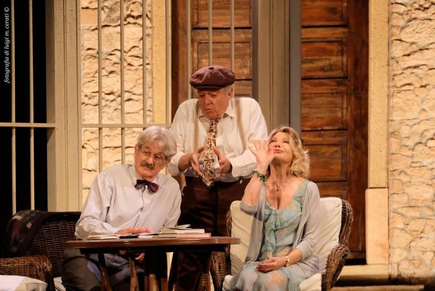 Teatro Quirino | QUARTET, regia di Patrick RossiGastaldi