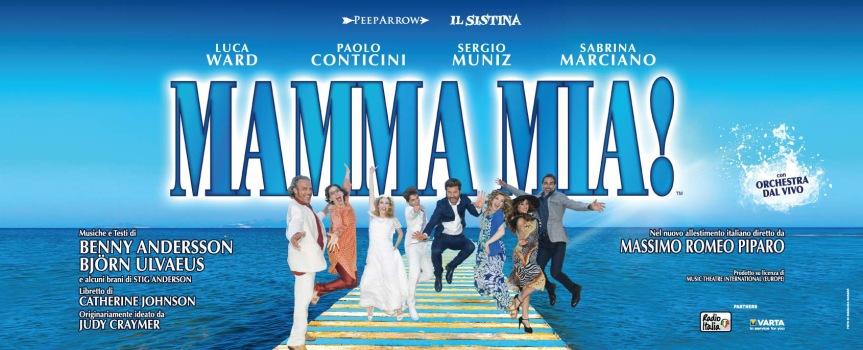 Teatro Sistina | Torna il musical dei record: MAMMAMIA!