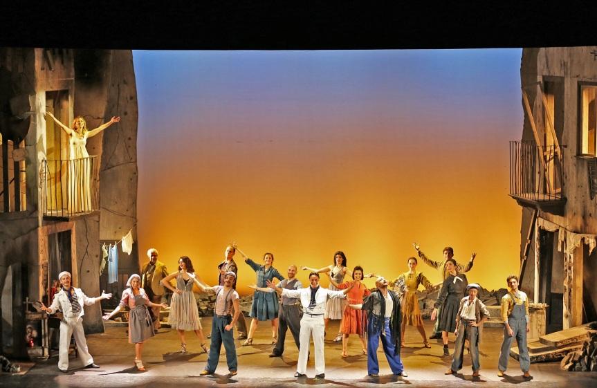 Teatro Lyrick |Serena Autieri protagonista di ROSSONAPOLETANO