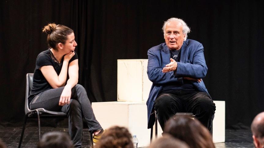 Teatro Stabile di Roma | La nuova stagione si apre con TetATet il 4ottobre
