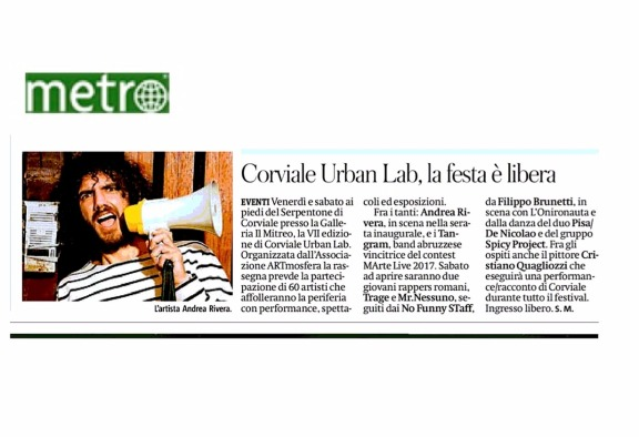 Corviale Urban Lab