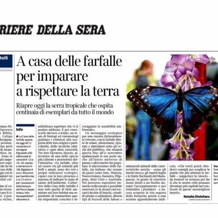 La casa delle Farfalle - Roma