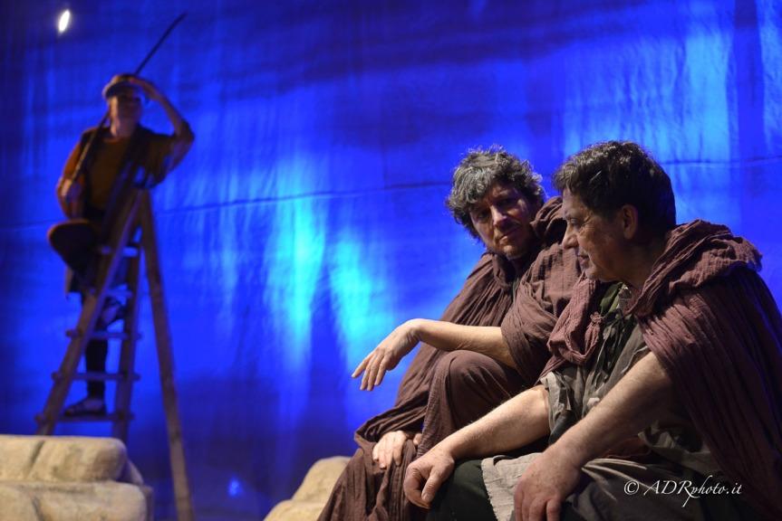 Recensione | COME CRISTO COMANDA al Teatro7