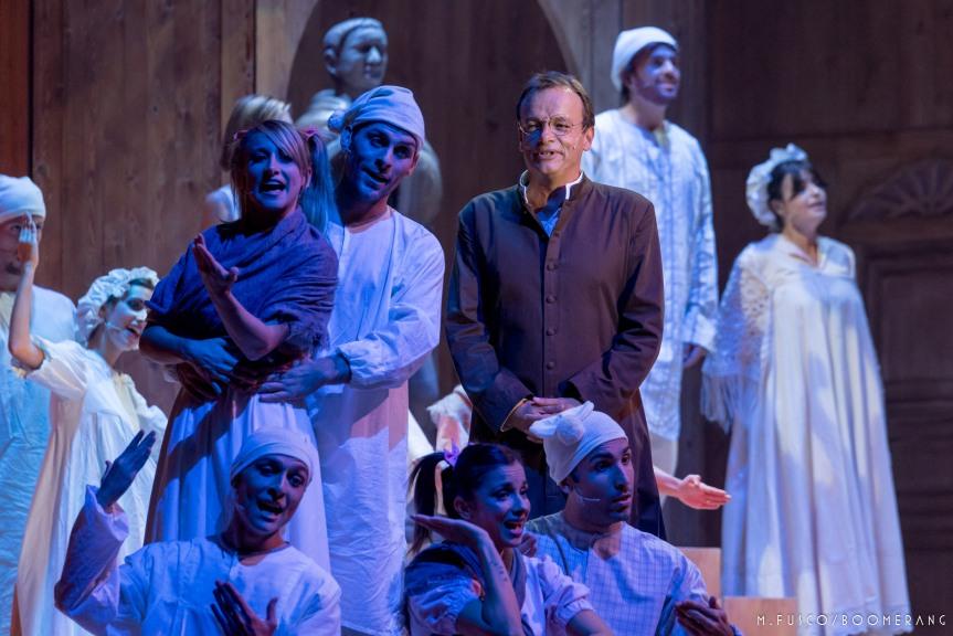 Teatro Brancaccio | AGGIUNGI UN POSTO A TAVOLA dal 22novembre