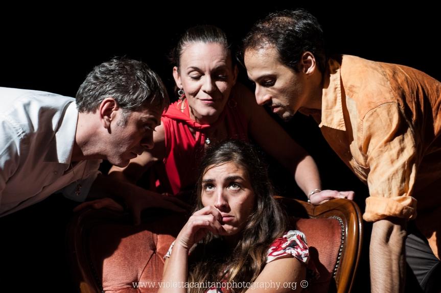 Recensione | DOBBIAMO PARLARE al teatroHamlet