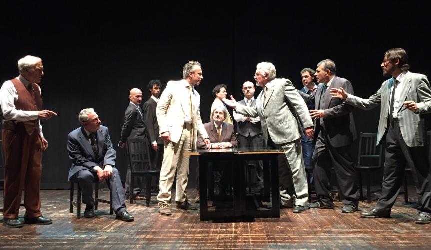 Teatro Ciak | LA PAROLA AI GIURATI, regia di Raffaele Castria, dal 15novembre