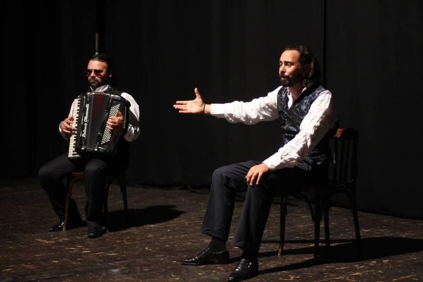 L'Iliade a Carpi, la prima produzione del FestivalConcetrico