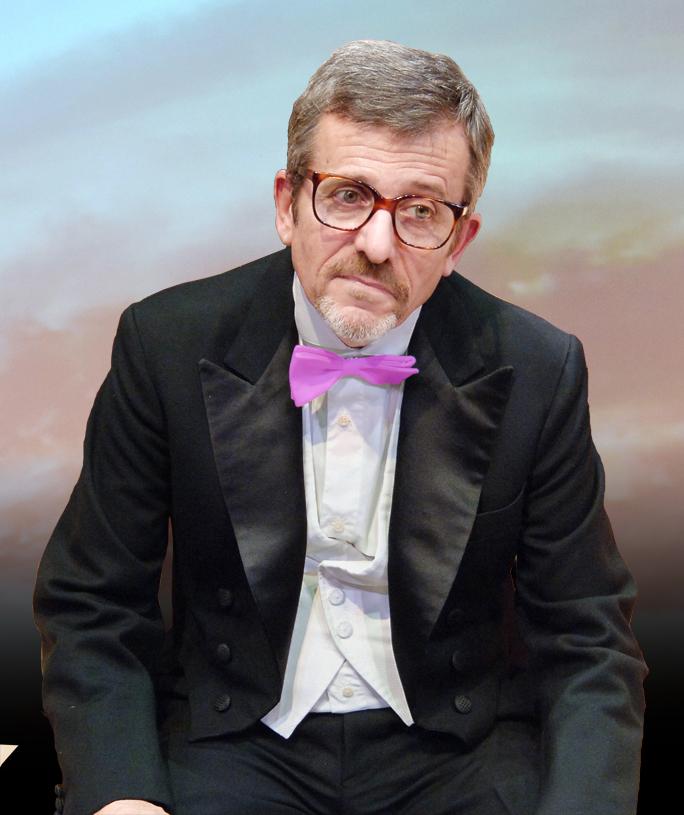 Teatro della Cometa | UOMO SOLO IN FILA di e con Maurizio Micheli dal 6novembre
