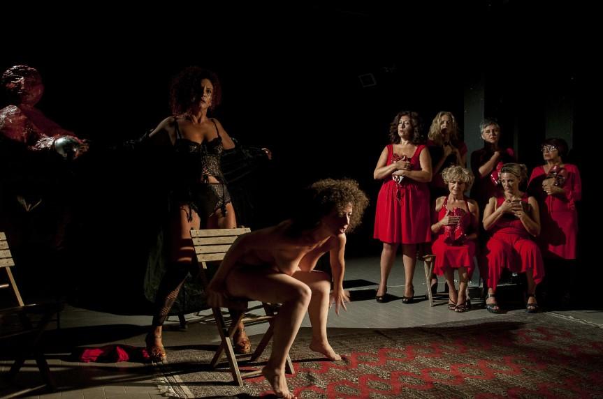 OFF/OFF Theatre | LABORATORIO DELLA VAGINA dal 18dicembre