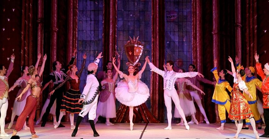 Teatro Lyrick | Il Classical Russian Ballet con LO SCHIACCIANOCI il 27dicembre
