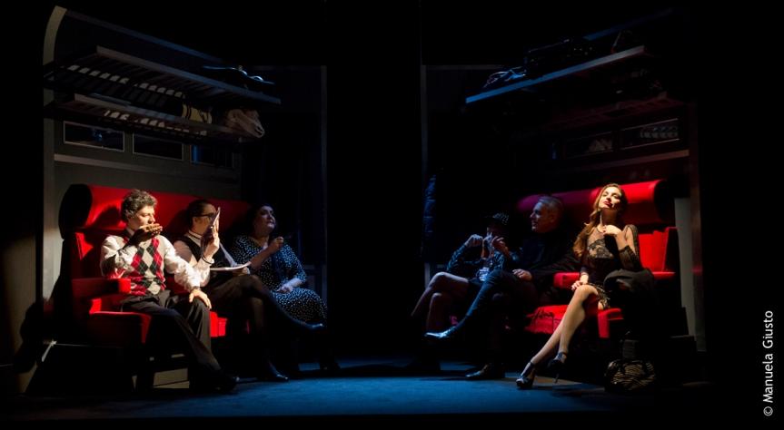 Teatro Vittoria | IL DIAVOLO CERTAMENTE dal 20 dicembre al 6gennaio