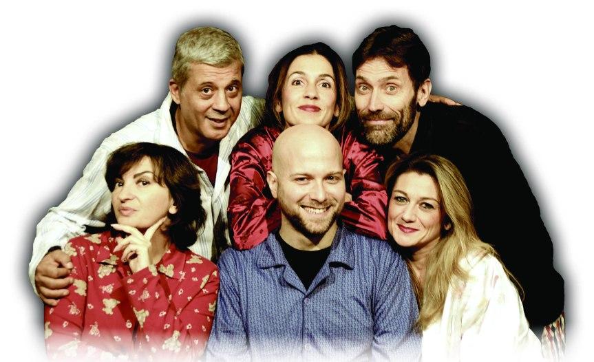 Teatro 7 | Dal 18 dicembre PIGIAMA PER SEI con Sergio Zecca e MarcoZadra