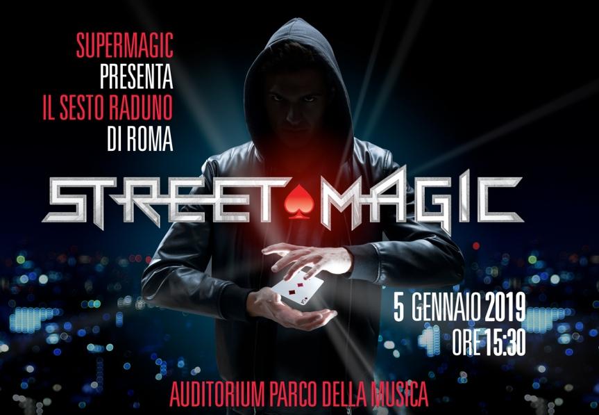Auditorium Parco della Musica | SUPERMAGIC presenta il sesto raduno di Street Magic aRoma