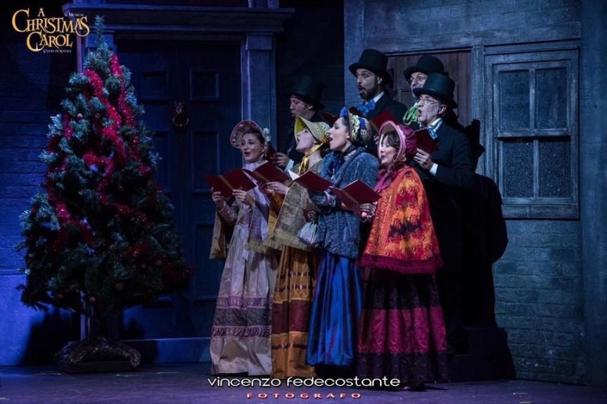 Teatro Quirino | Roberto Ciufoli in A CHRISTMAS CAROL dall'8gennaio