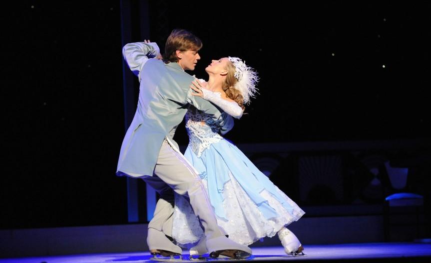 Teatro Brancaccio | CENERENTOLA ON ICE dal 15gennaio